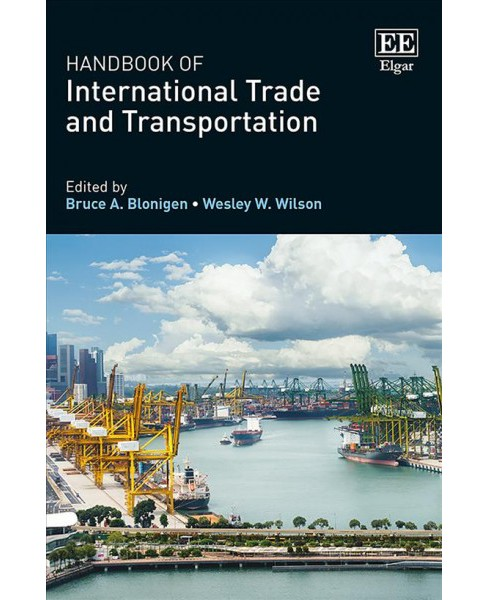 Handbook of International Trade and Transportation (Hardcover) - image 1 of 1