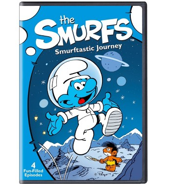 Smurfs: Smurftastic Journey (DVD)