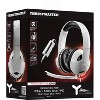 Thrustmaster Y-300CPX Headset - Stereo - Mini-phone - Wired - Over-the-head - Binaural - Circumaural - 13.12 ft Cable - Uni-directional Microphone - image 3 of 4