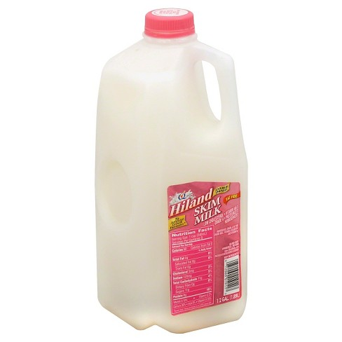 Hiland Skim Milk - 0.5gal - image 1 of 1