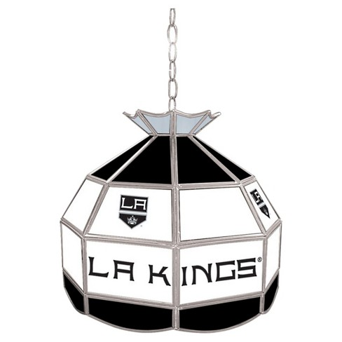 Los Angeles Kings Stained Glass Tiffany Lamp - 16 inch - image 1 of 1
