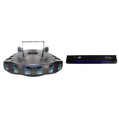 Chauvet DJ Derby X DMX-512 LED Strobe Light | DJ 24-Inch Black Light Tube