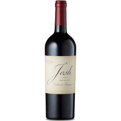 Josh Cabernet Sauvignon Red Wine - 750ml Bottle