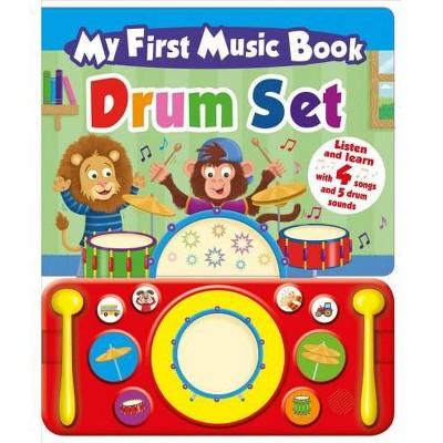 Drum Set (Board Book)