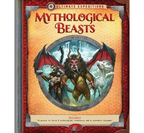 Mythological Beasts (Hardcover) (L. J. Tracosas) - image 1 of 1