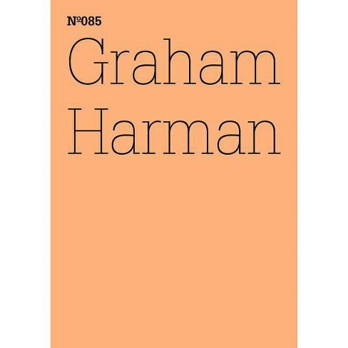 Graham Harman: The Third Table - (100 Notes, 100 Thoughts) (Paperback) - image 1 of 1
