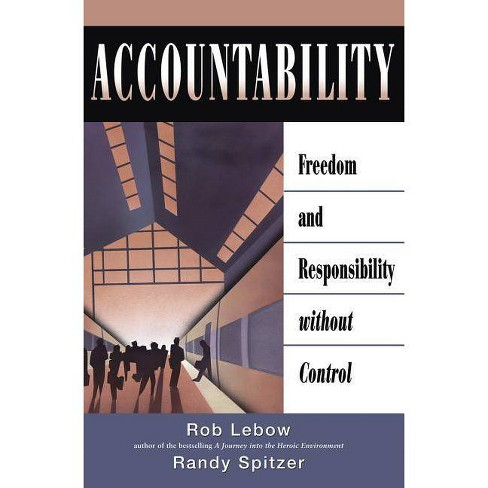 Accountability - by  Rob LeBow & Randy Spitzer (Paperback) - image 1 of 1