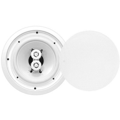 Pyle PWRC62 6.5 Inch 300W Home Audio In Ceiling or Outdoor Speaker, Single