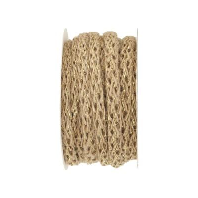 Gold Braid Fabric Trim - Spritz™