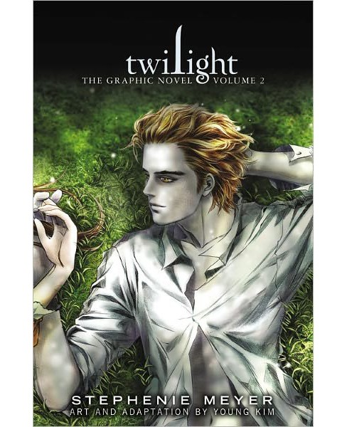 Twilight the Graphic Novel 2 (Hardcover) by Stephenie Meyer - image 1 of 1