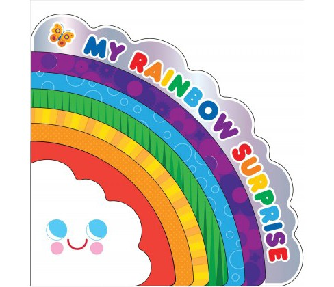 My Rainbow Surprise -  by Amy E. Sklansky (Hardcover) - image 1 of 1