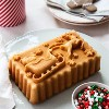 Nordic Ware Santa's Sleigh Loaf Pan - image 3 of 3