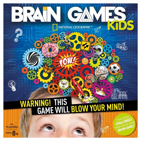 National Geographics Brain Games Kids Target