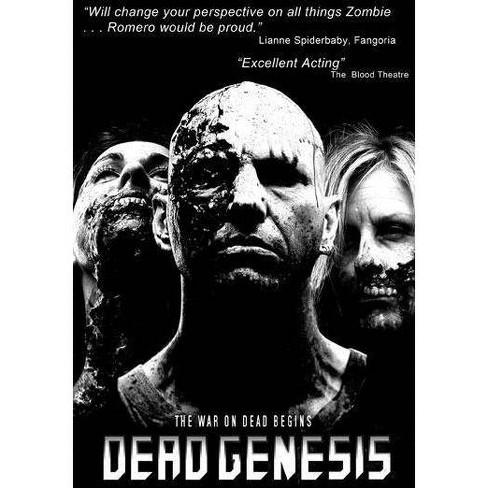 Dead Genesis (DVD) - image 1 of 1