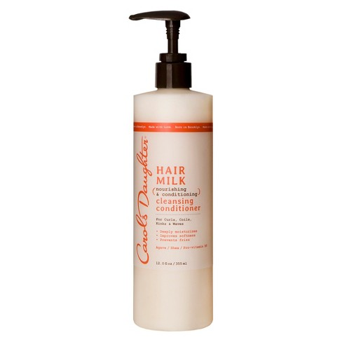 Carol's Daughter Hair Milk Nourishing and Conditioning Cleansing Conditioner - 12.0 fl oz - image 1 of 3