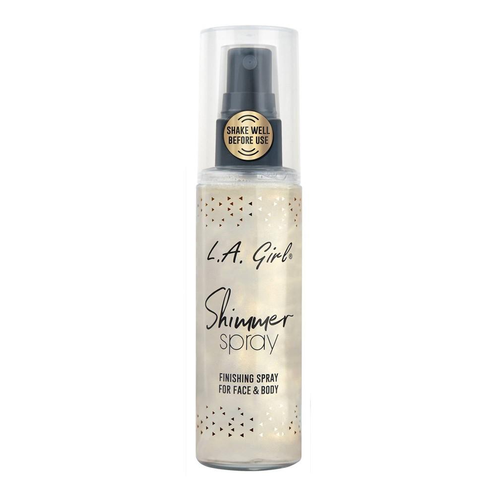 Image of L.A. Girl Shimmer Spray Gold - 2.705 fl oz