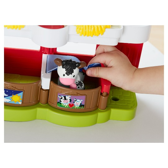 Fisher-Price Little People Caring For Animals Farm image number null