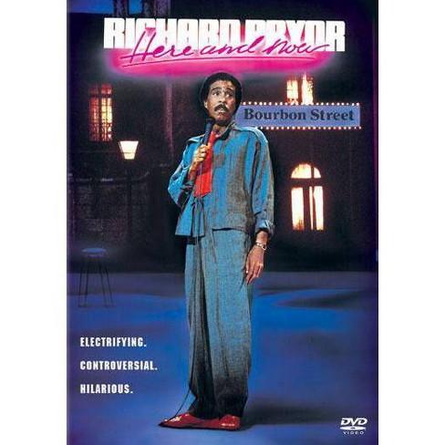 Richard Pryor Here And Now (DVD) - image 1 of 1