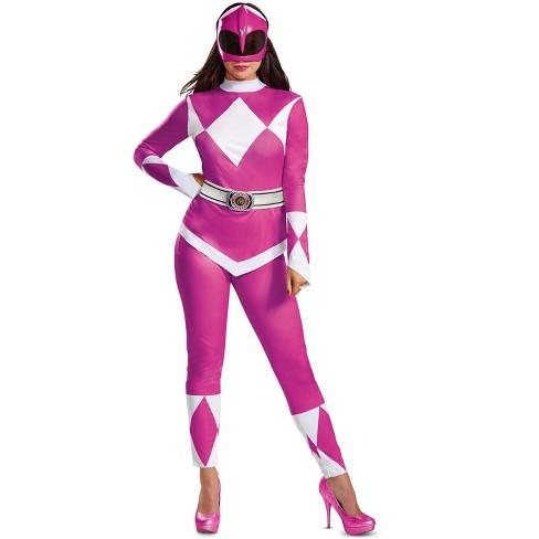 Ranger power rangers pink Kimberly Hart