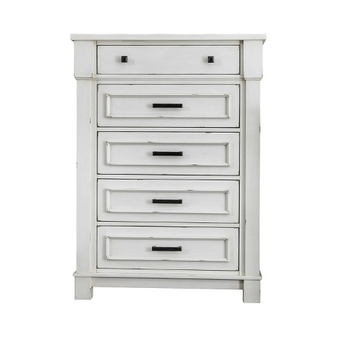 RaylanChest Antique White - Sun & Pine - image 1 of 4