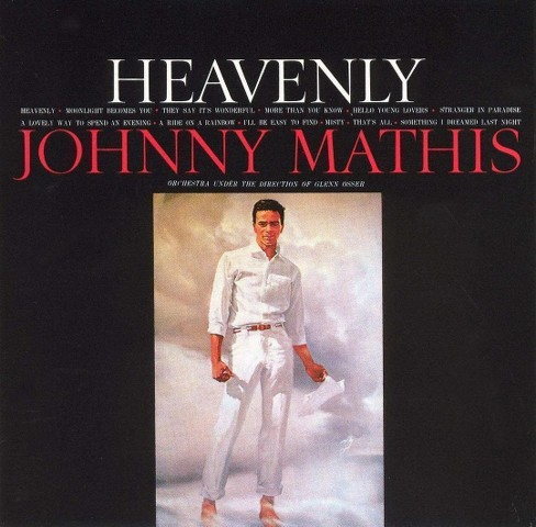 Johnny mathis - Heavenly (CD) - image 1 of 1