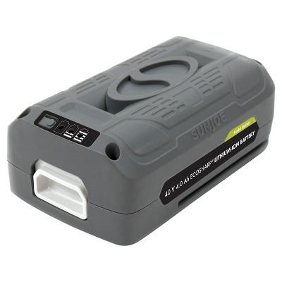 Snow Joe/Sun Joe ION EcoSharp Pro 40V 4.0 Ah Lithium-ION Battery