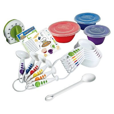 Curious Chef 17pc Measure and Prep Kit