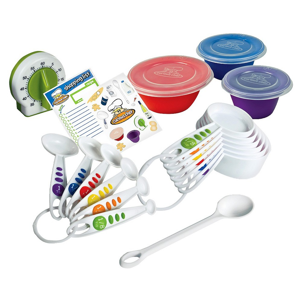 Image of Curious Chef 17pc Measure and Prep Kit
