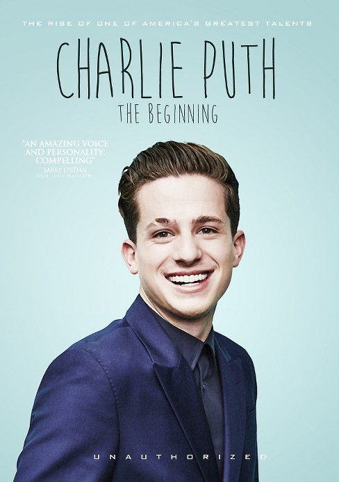 Charlie puth:Beginning (DVD) - image 1 of 1