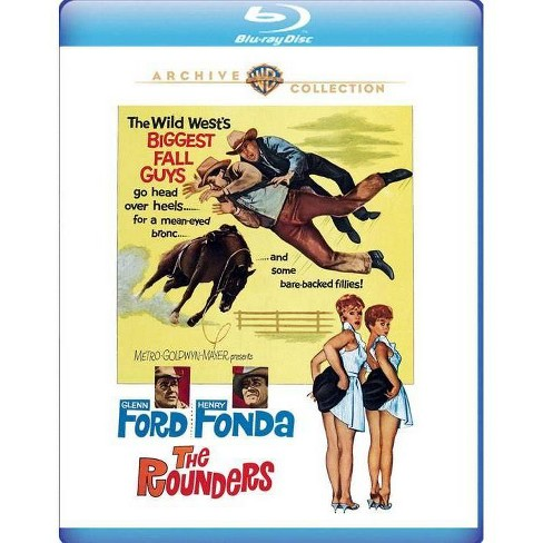 The Rounders (Blu-ray)(2017) - image 1 of 1