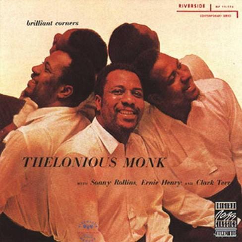 Thelonious Monk - Brilliant Corners (Vinyl) - image 1 of 1