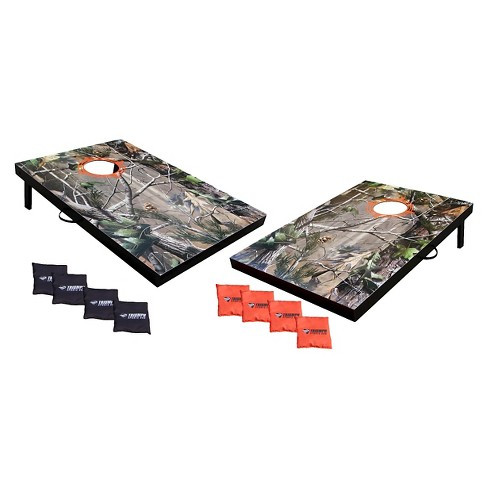 Triumph Sports USA RealTree Tournament Bag Toss - image 1 of 2