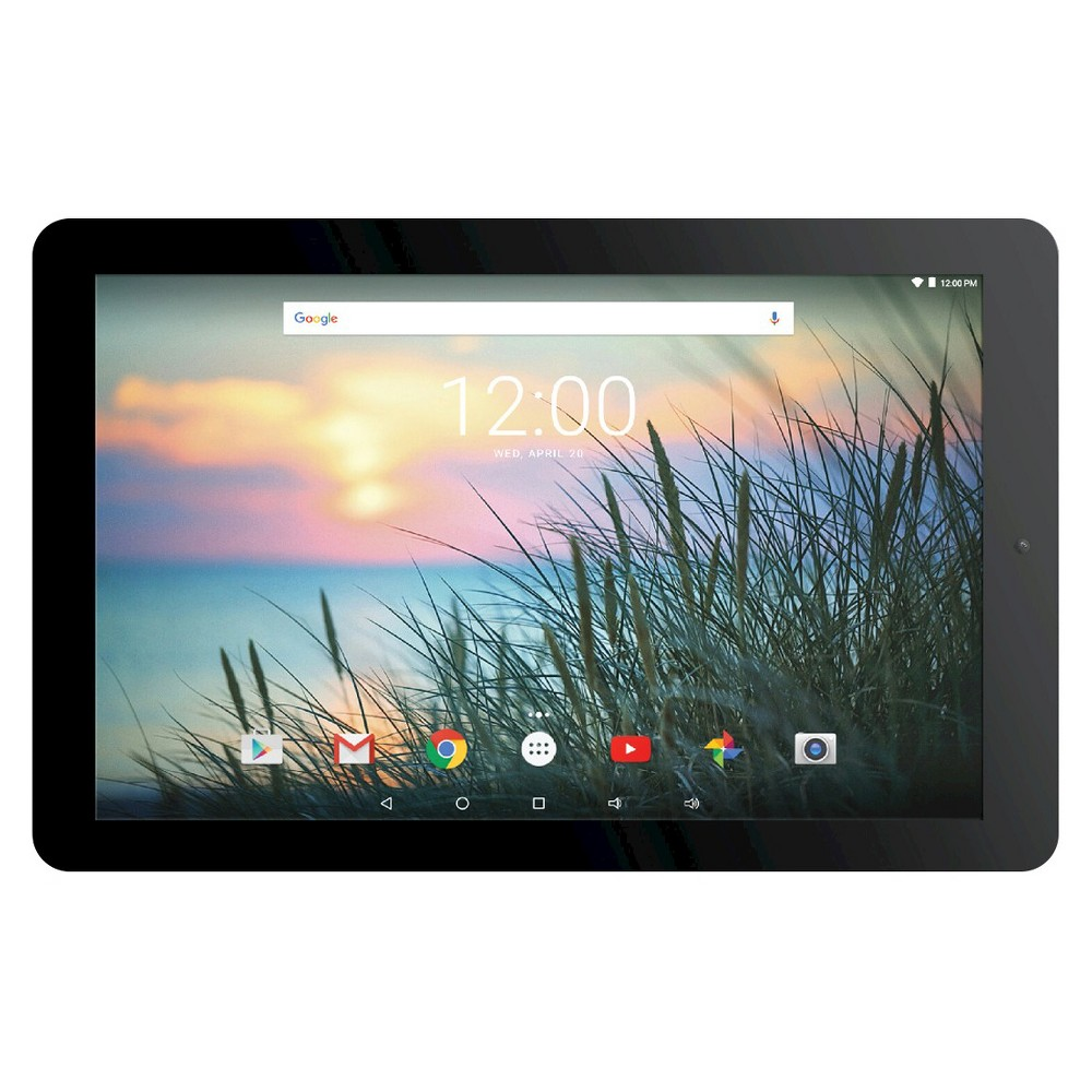 RCA 10IN Viking II Tablet, Black