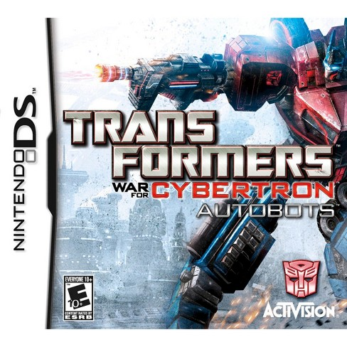 Transformers: War For Cybertron PRE-OWNED Nintendo DS - image 1 of 1