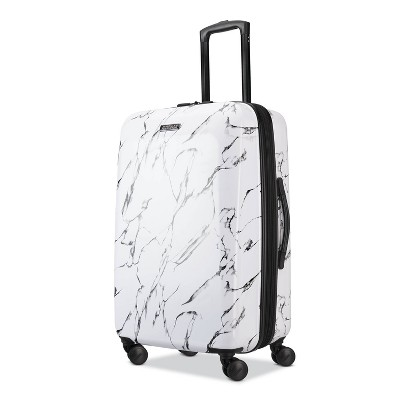 American Tourister 24'' Moonlight Plus Hardside Suitcase - Marble
