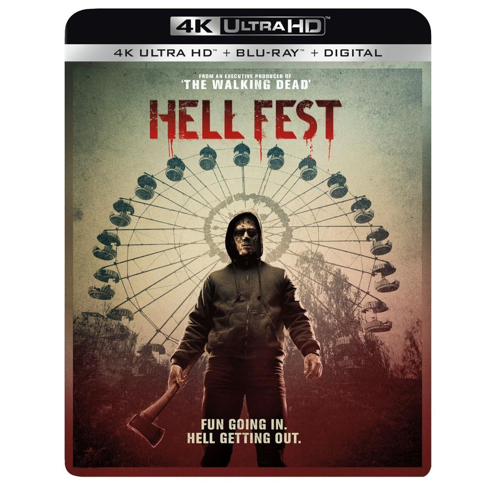 Hell Fest (4K/Uhd), Movies