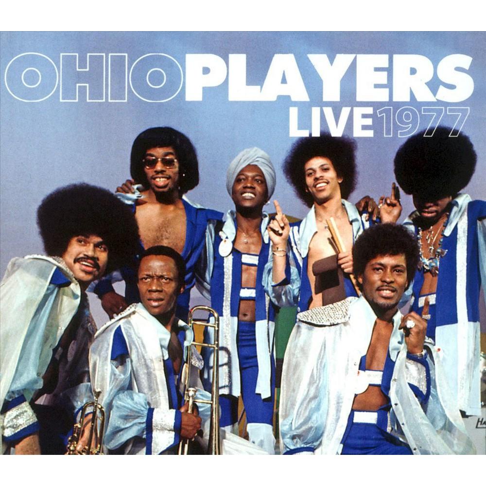 Image of Ohio players - Live 1977 (CD)