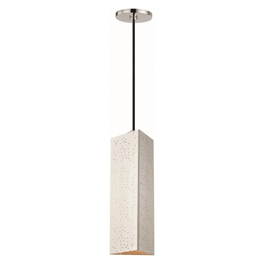 Image of Aiko LED Pendant Chandelier Brushed Nickel - Mitzi by Hudson Valley