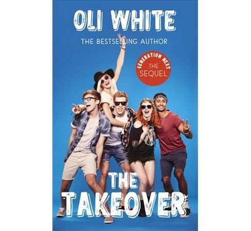 Takeover (Reprint) (Paperback) (Oli White) - image 1 of 1