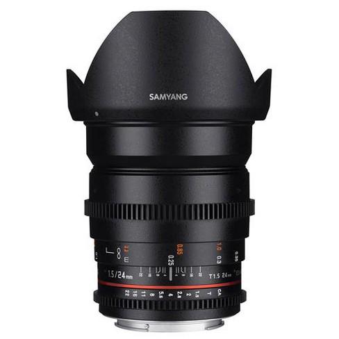 Samyang Lens Hood for Samyang 85 mm F1.4 and T1.5 Lenses Black
