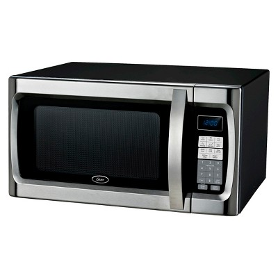 Oster 1.3 cu ft 1100 Watt Microwave Oven - Black OGZF1301