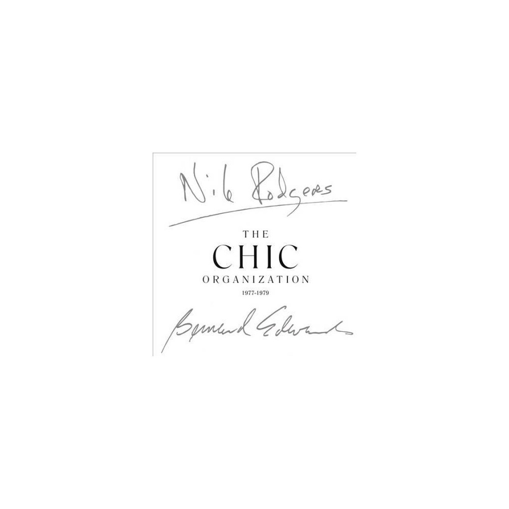 Chic - Chic Organization 1977-1979 (CD)