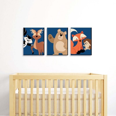 Set of 3 Prints Play Construction Vehichle Wall Art Scandi Rainbow Print Nursery Prints Boys Room Decor Kids Wall Art New Baby Gift