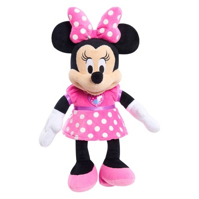 Mickey Mouse Clubhouse Fun Minnie 11  Plush