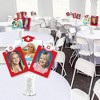 Big Dot of Happiness Nurse Graduation - Medical Nursing Graduation Party Picture Centerpiece Sticks - Photo Table Toppers - 15 Pieces - image 3 of 4