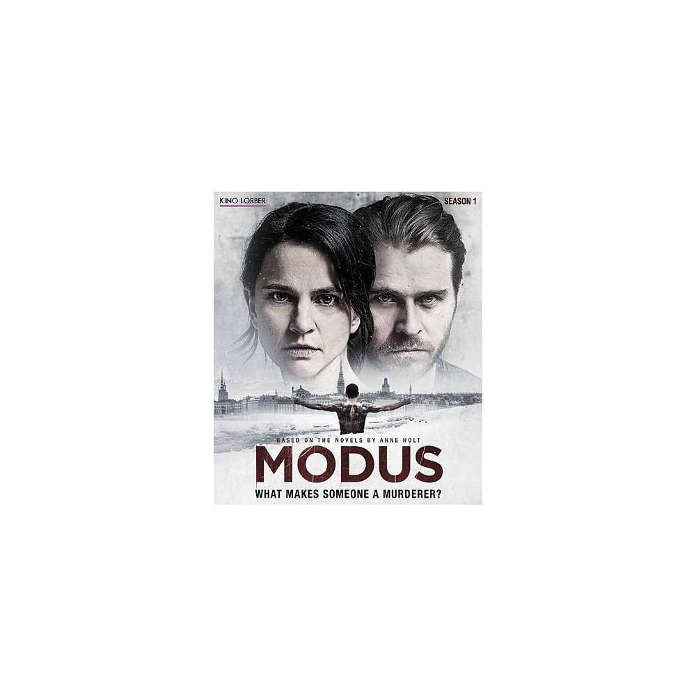 Modus:Season 1 (Blu-ray), Movies
