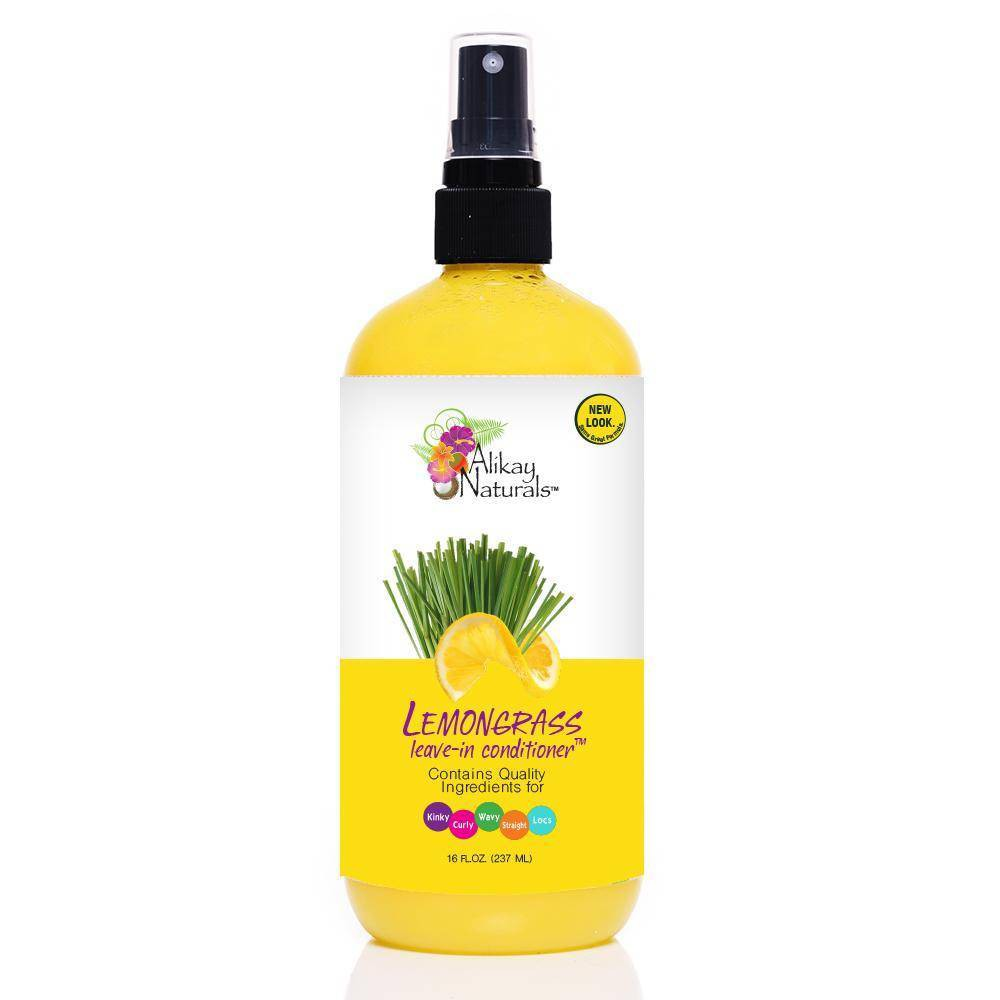 Image of Alikay Naturals Lemon Grass Leave-In Conditioner - 16 fl oz