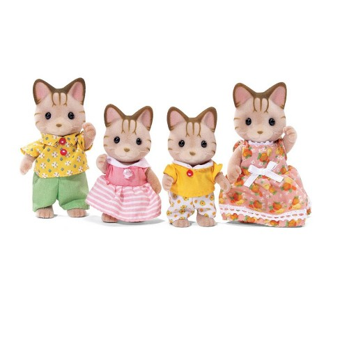 Calico Critters Sandy Cat Family - image 1 of 3