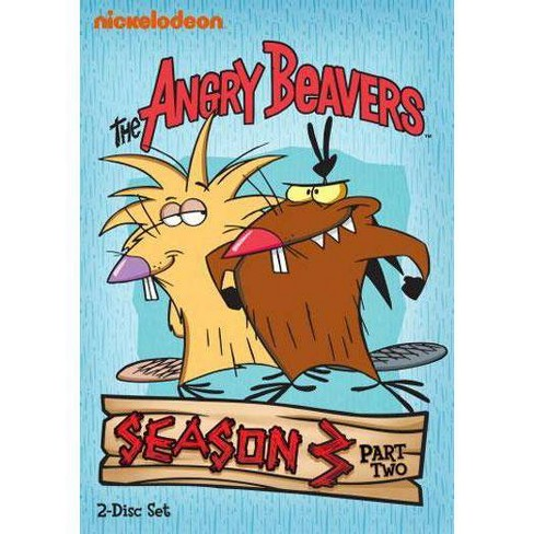 The Angry Beavers: Season 3, Part 2 (DVD) - image 1 of 1