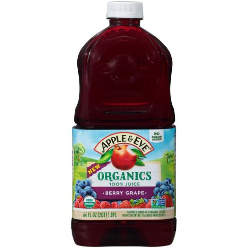 Apple & Eve 100% Juice Berry Grape - 64 fl oz Bottle - image 1 of 1